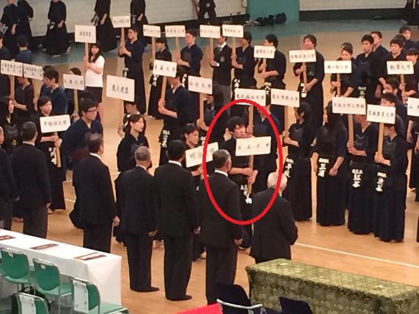 全日本剣道選手権大会開会式 | ...